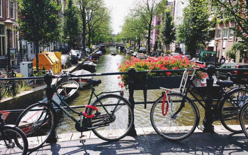 Bicicletas pela cidade