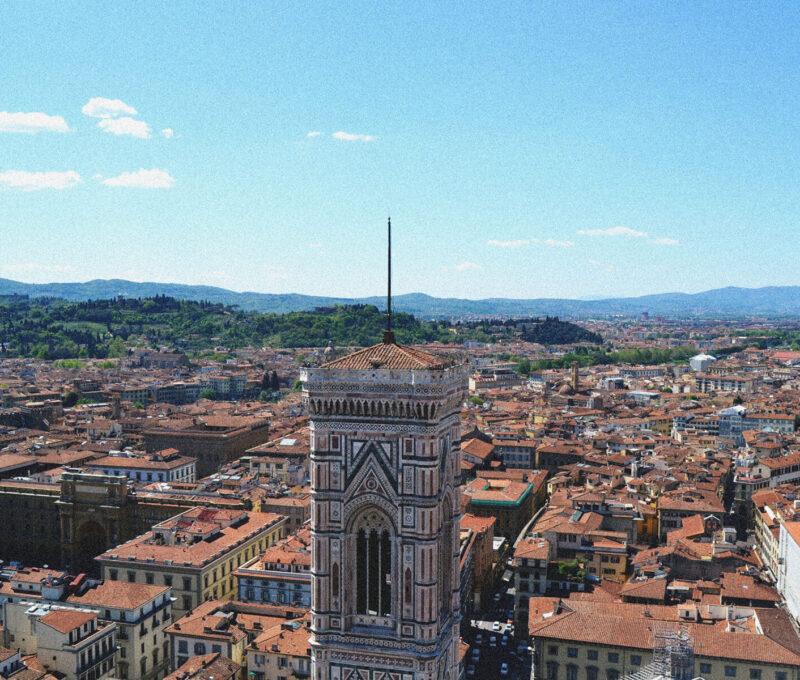 Campanille di Giotto – Torre Campanaria