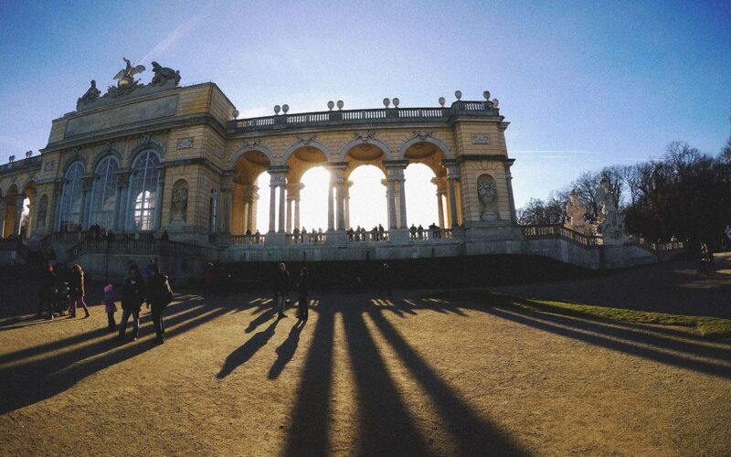 Gloriette do Palácio