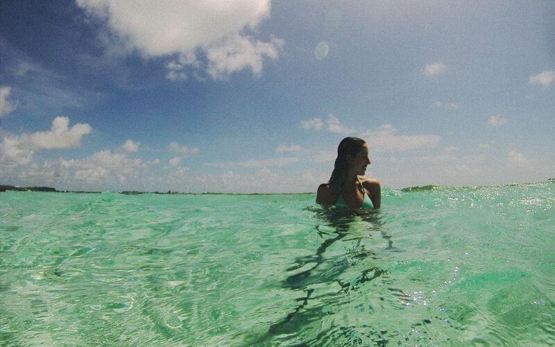 Águas Cristalinas de Johnny Cay