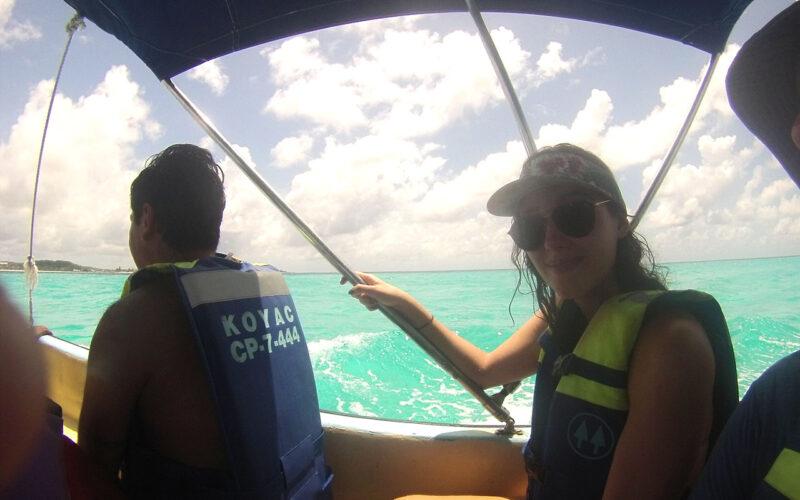 Passeio de barco ao Aquário Natural e Johnny Cay, San Andés