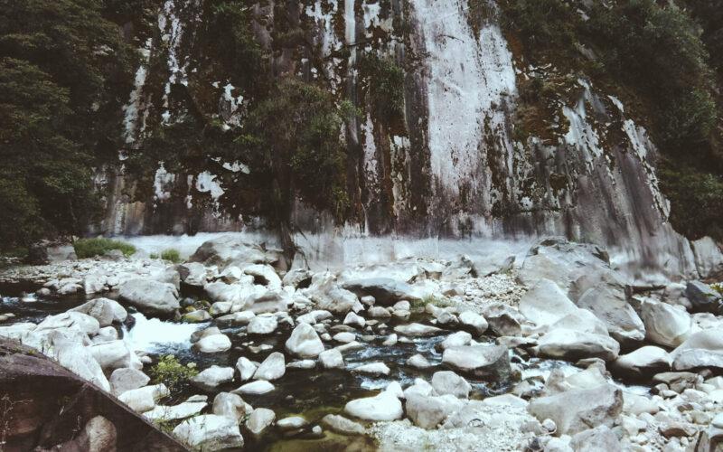 Rio Urubamba, Águas Calientes