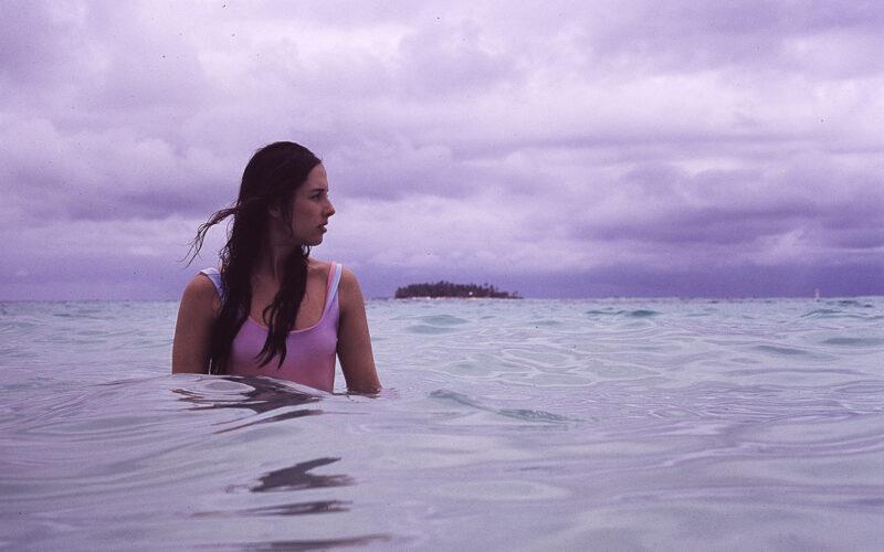 Mergulho na praia central de San Andrés