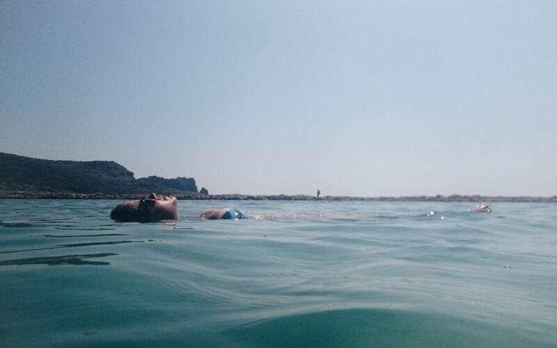 Balos Lagoon – Parte mais funda