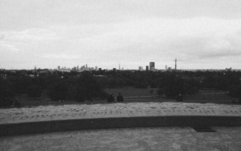Vista de Primrose Hill