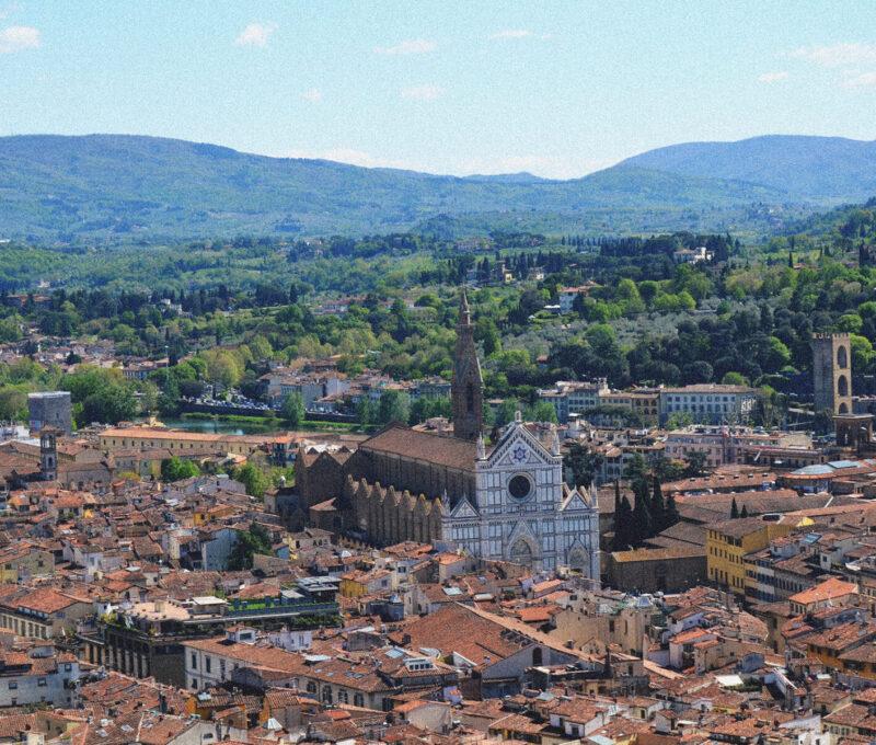 Vista da Campanille di Giotto – Torre Campanaria