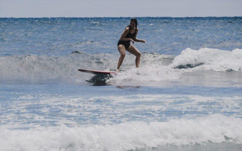 Surf em Encinitas
