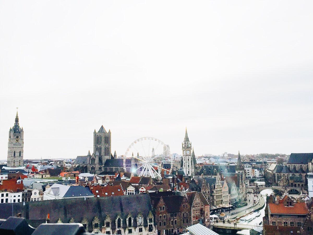 Ghent – O que fazer na jovem cidade medieval da Bélgica