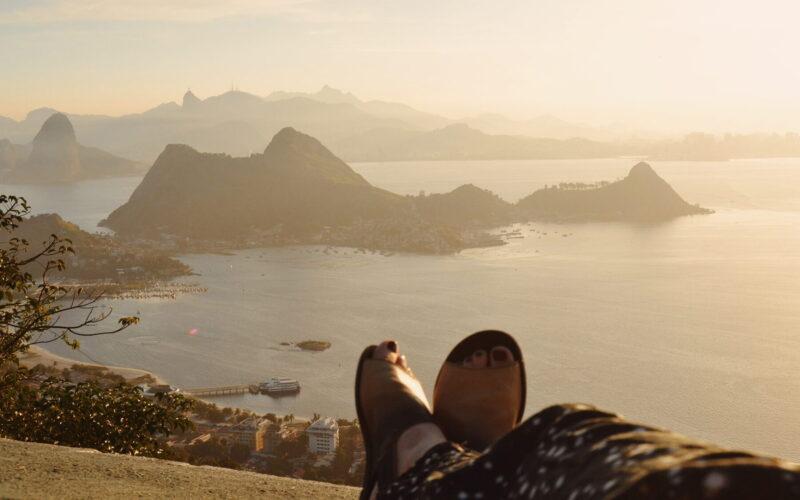 Montanhas Rio de Janeiro, Parque da Cidade, Niterói