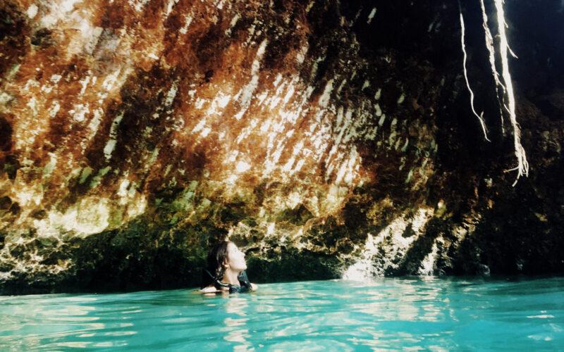 Ha` Cenote Agua