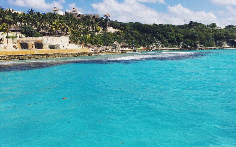 Parque Garrafon – Isla Mujeres