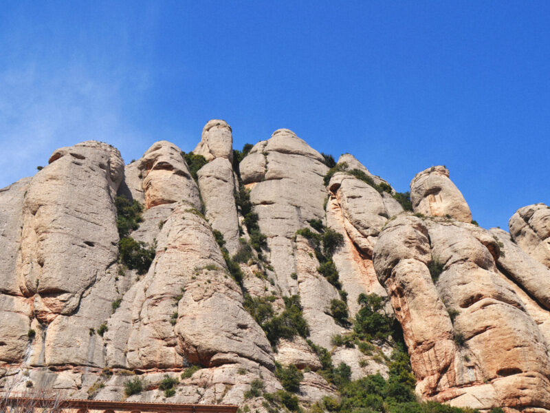 Montanhas de Montserrat