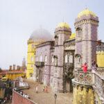 Palácio de Pena em Sintra - Bate e volta de Lisboa