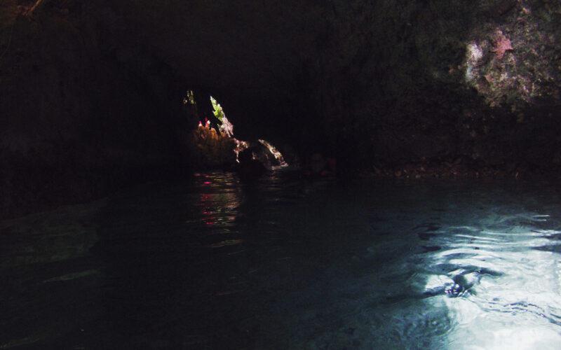Rio subterrâneo – Xcaret