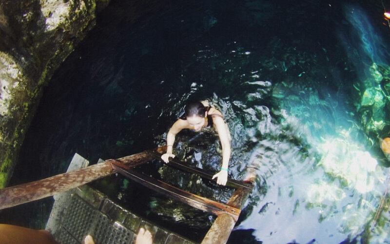 Cenote do Ojos