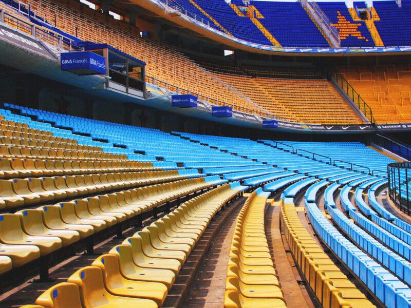 Estadio Boca Juniors, Buenos Aires