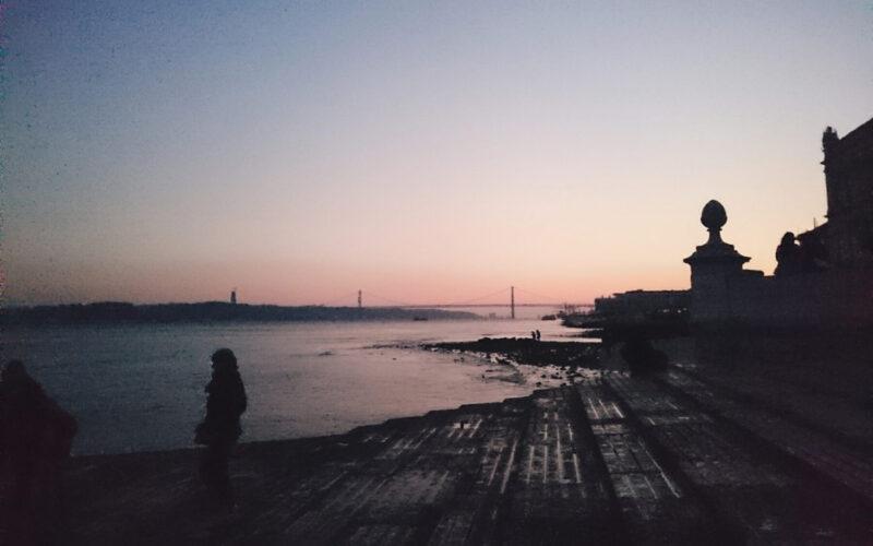 Cais das Colunas, Lisboa Portugal