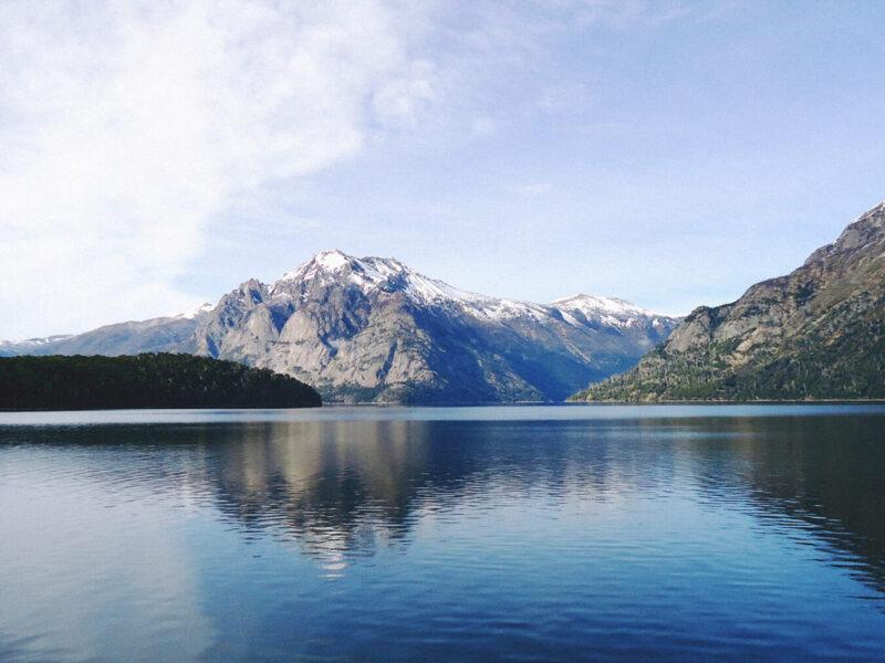 Lago congelado Passeio de Barco Puerto Blest bariloche
