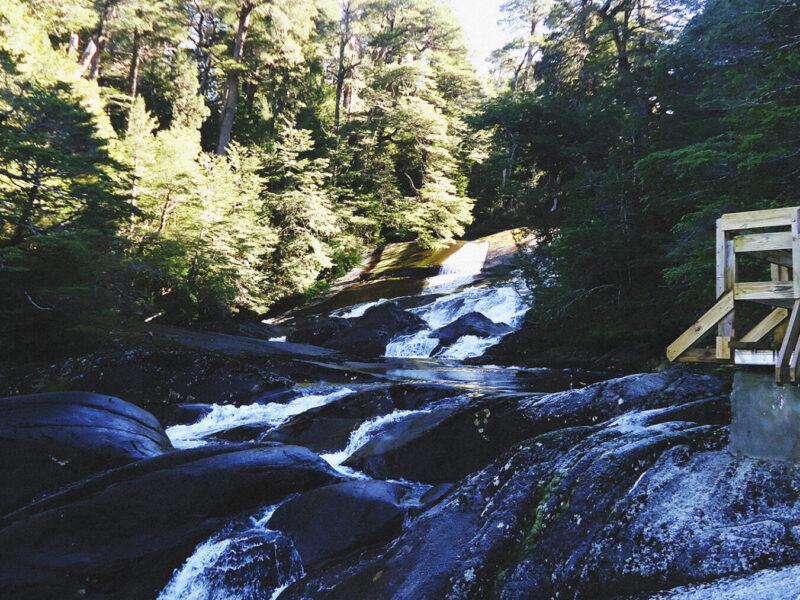 Cachoeira Los Cántaros