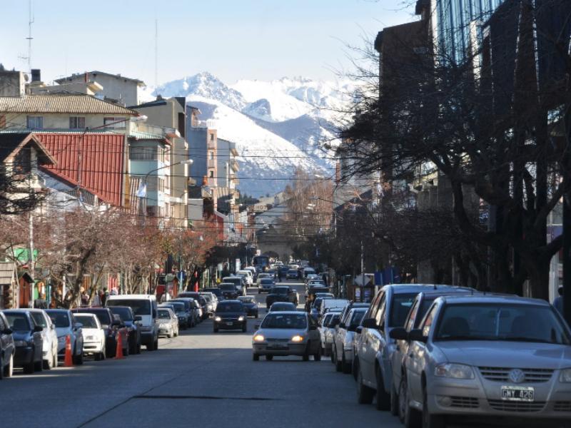 Rua Mitre Bariloche Argentina