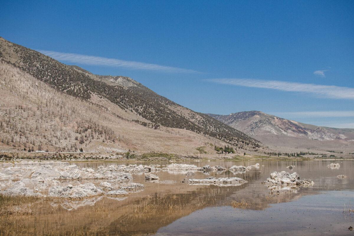 Mammoth Lakes 1 Dia Pelos Lagos Lindos Da Calif 243 Rnia