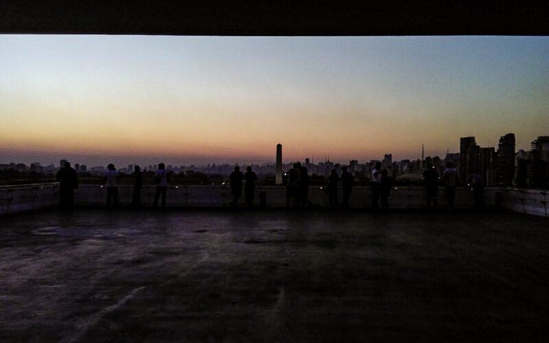 Terraço MAC USP, São Paulo