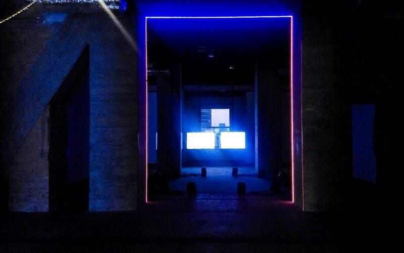 Exposição Vazios Povoados, Farol Santander, São Paulo