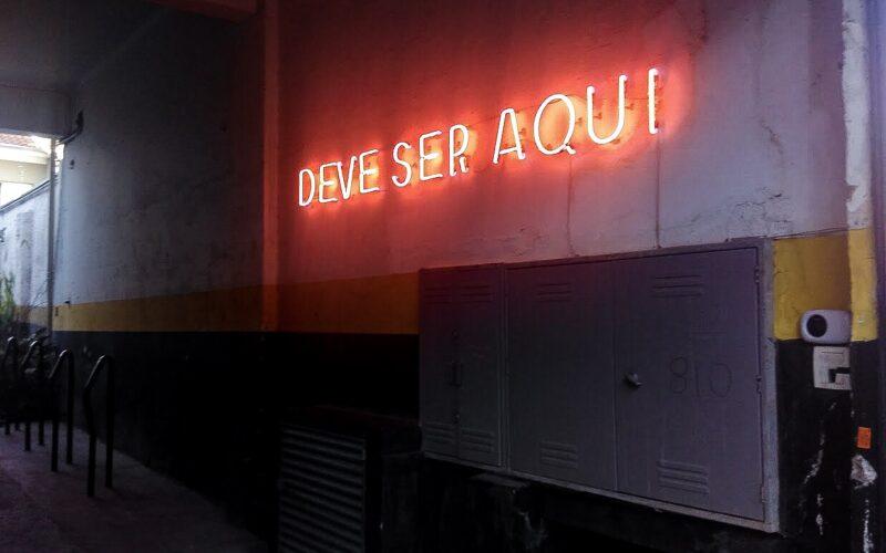 Futuro Refeitório, São Paulo