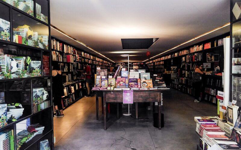 Livraria da Vila, Alameda Lorena,, São Paulo