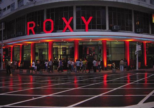 Cinema Roxy, Copacabana