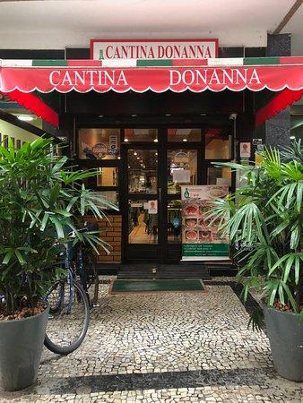 Cantina Donanna, Copacabana