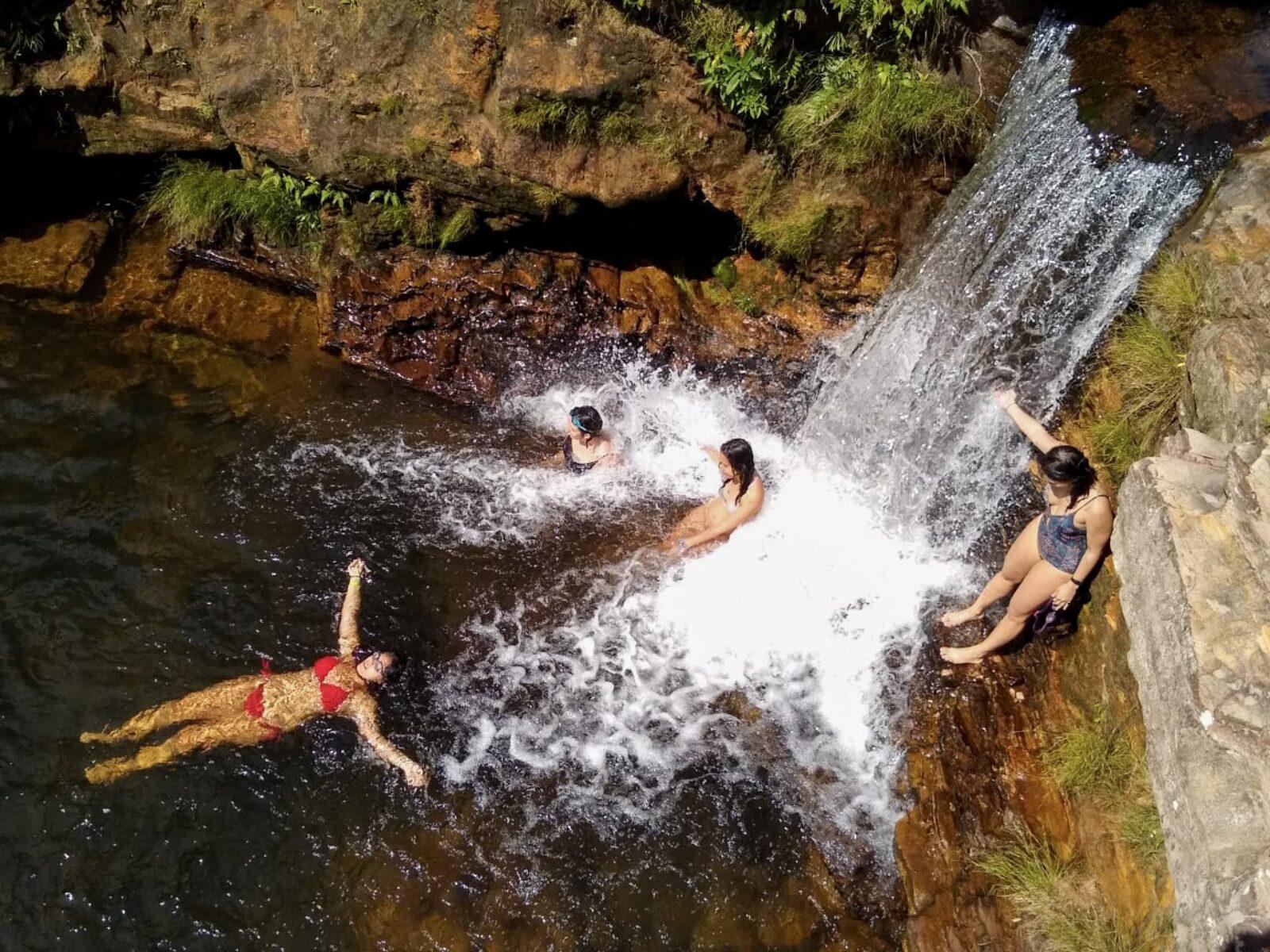 Cachoeira do Rodeador, Chapada dos Veadeiros