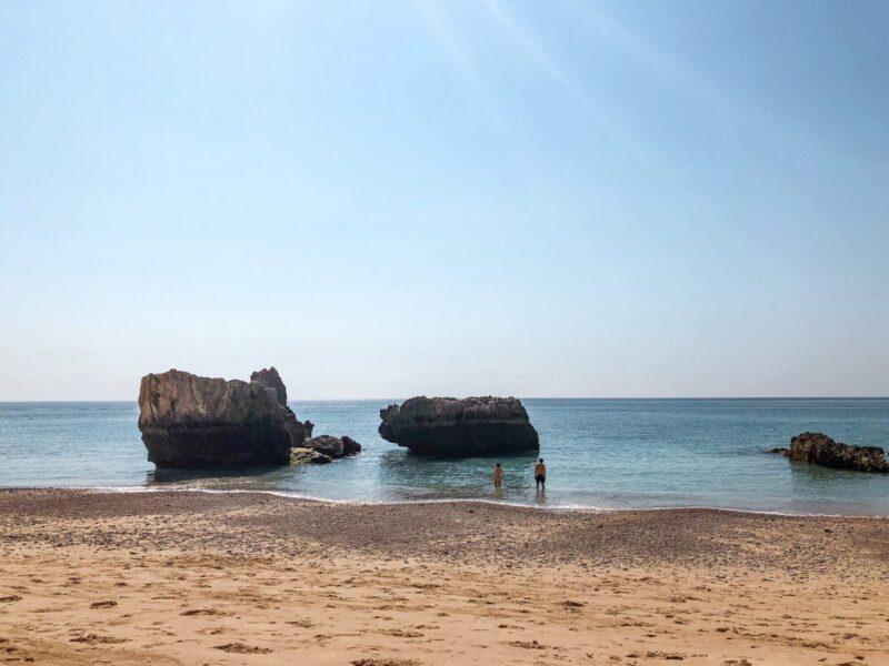Praia Ribeira do Cavalo Lisboa