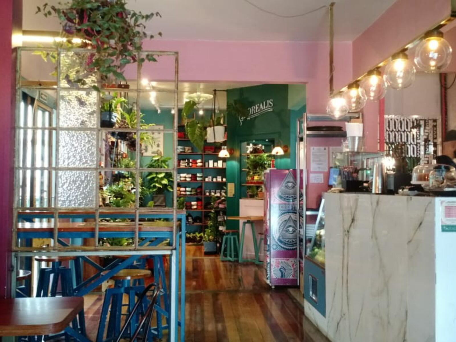 Botanique Cafe, Curitiba, Brasil