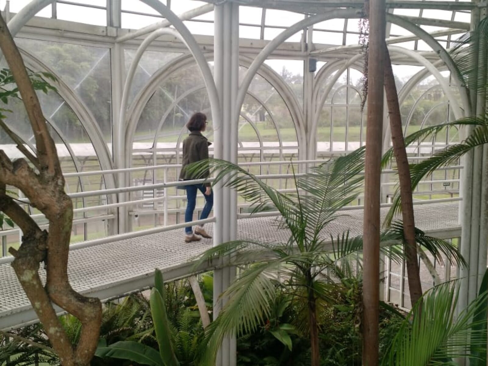 Jardim Botânico, Curitiba, Brasil