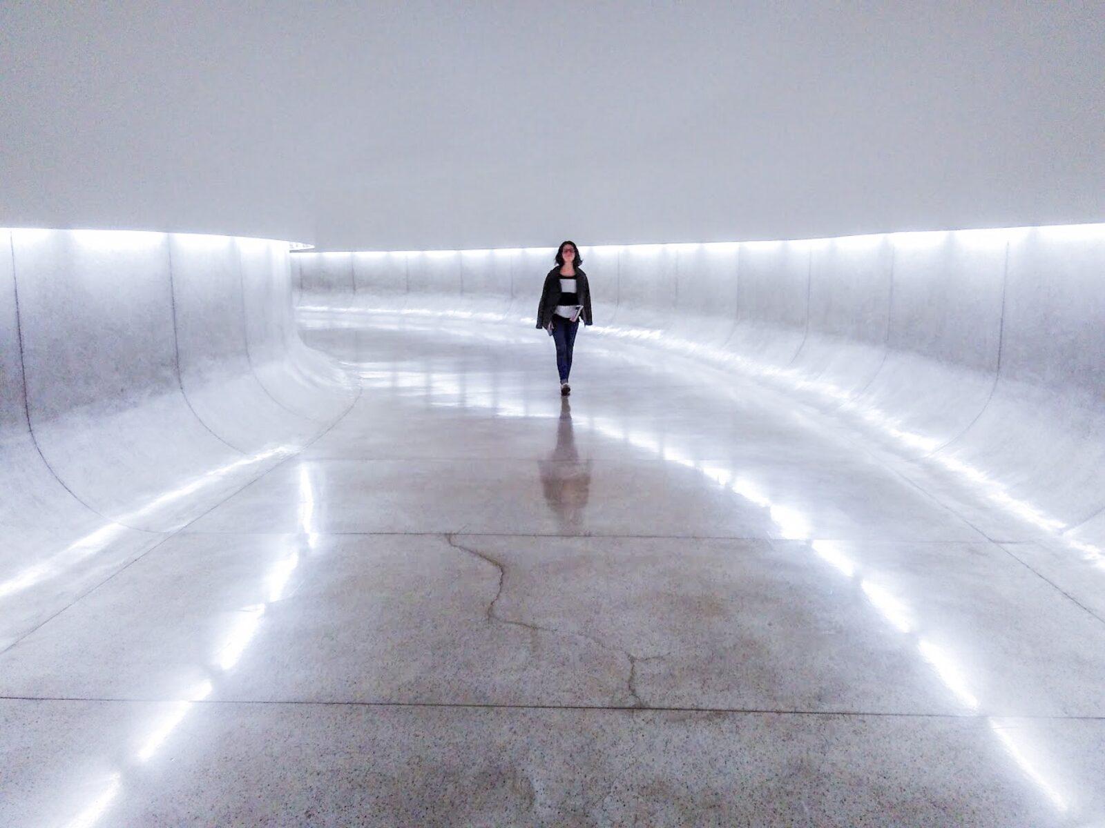 Museu Oscar Niemeyer, Curitiba, Brasil