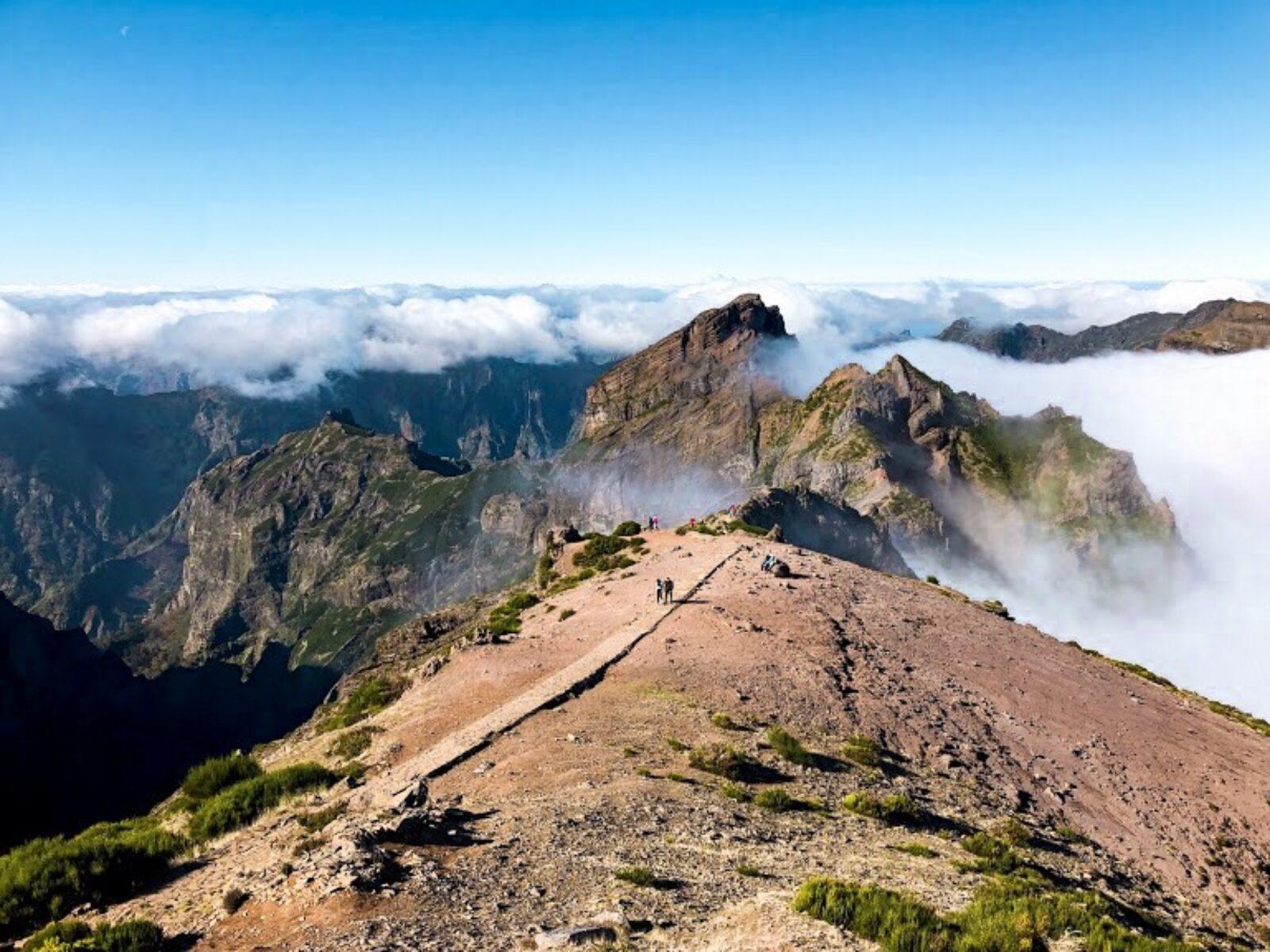 Pico do Areeiro, Ilha da Madeira