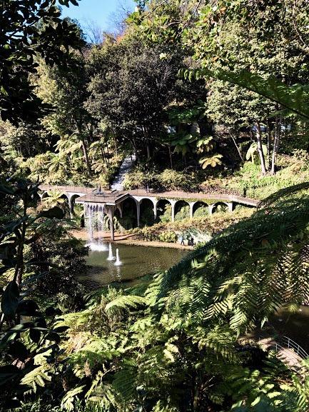 Jardim Tropical do Monte, Funchal, Ilha da Madeira