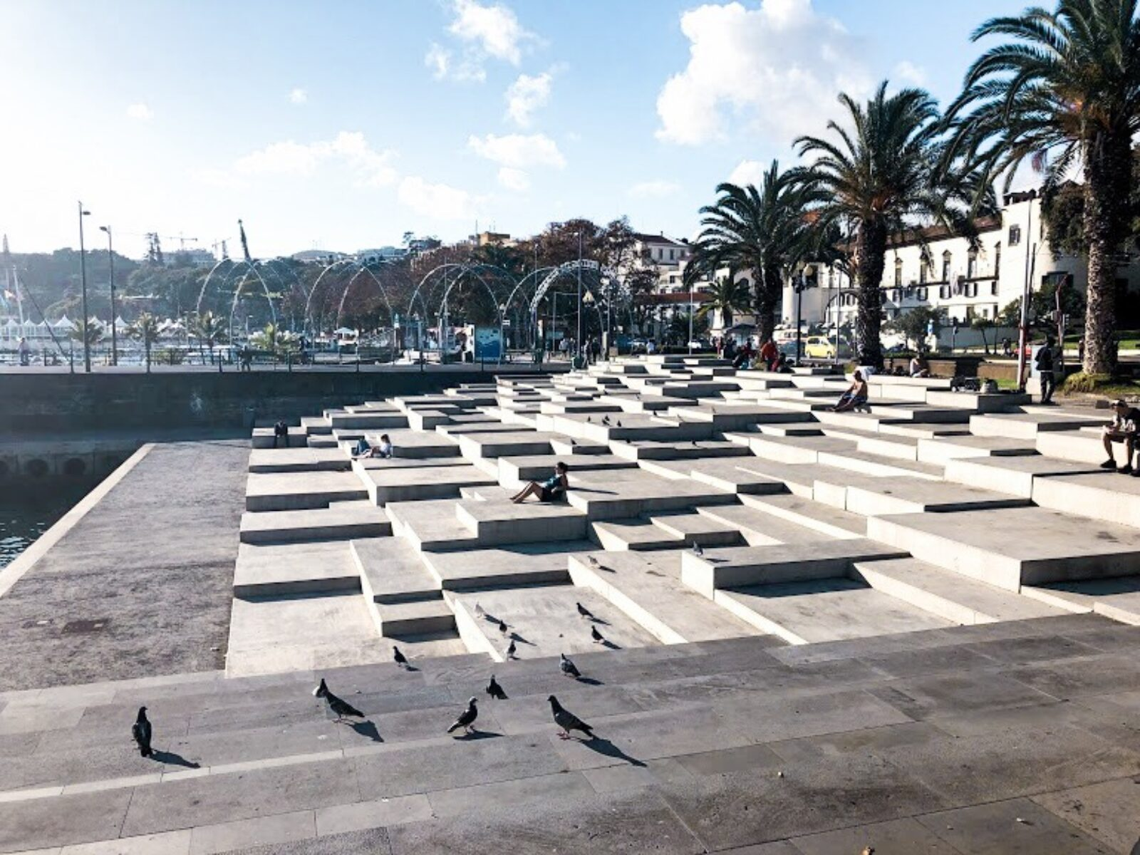 Cais do Funchal, Ilha da Madeira