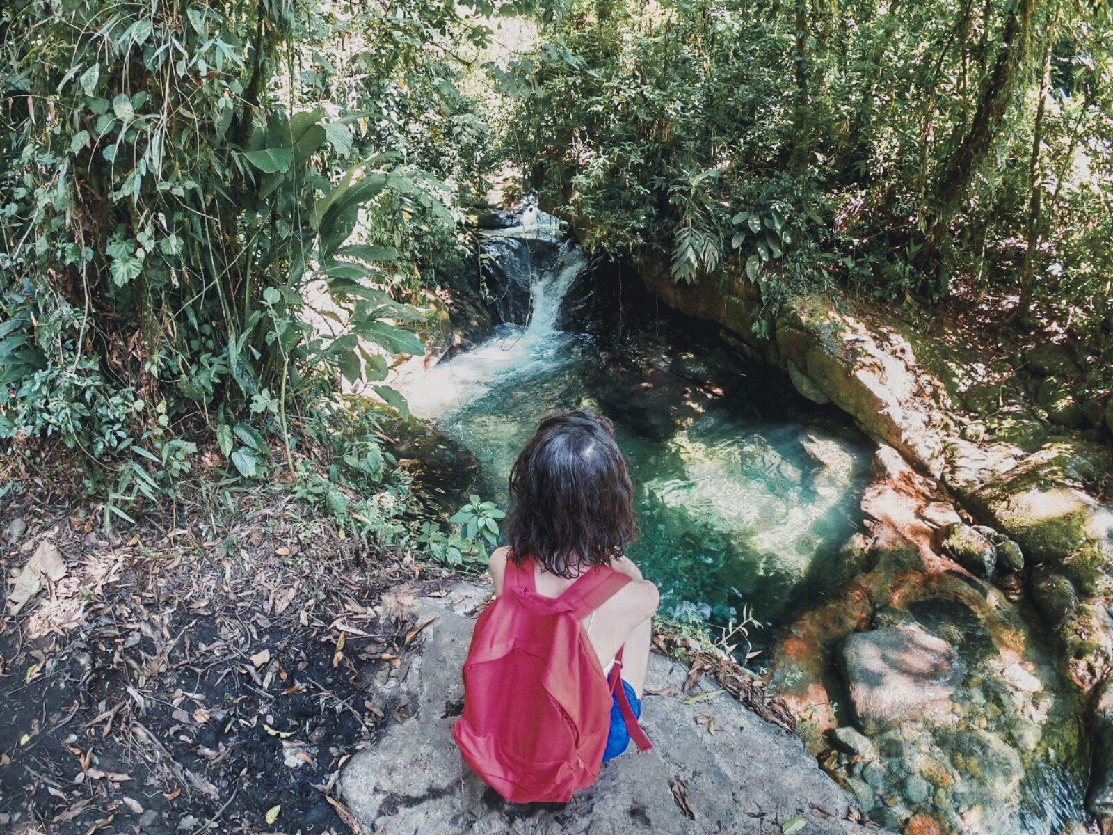 Poço Turmalina, Serrinha do Alambari