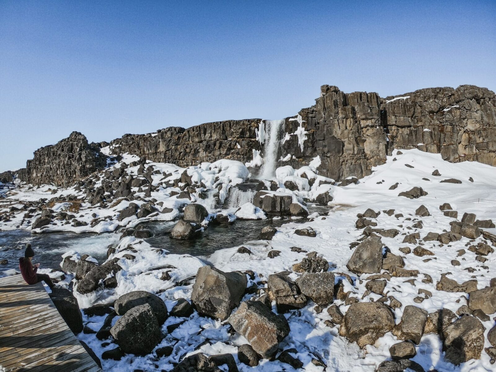 Thingvellir National Park, Islândia