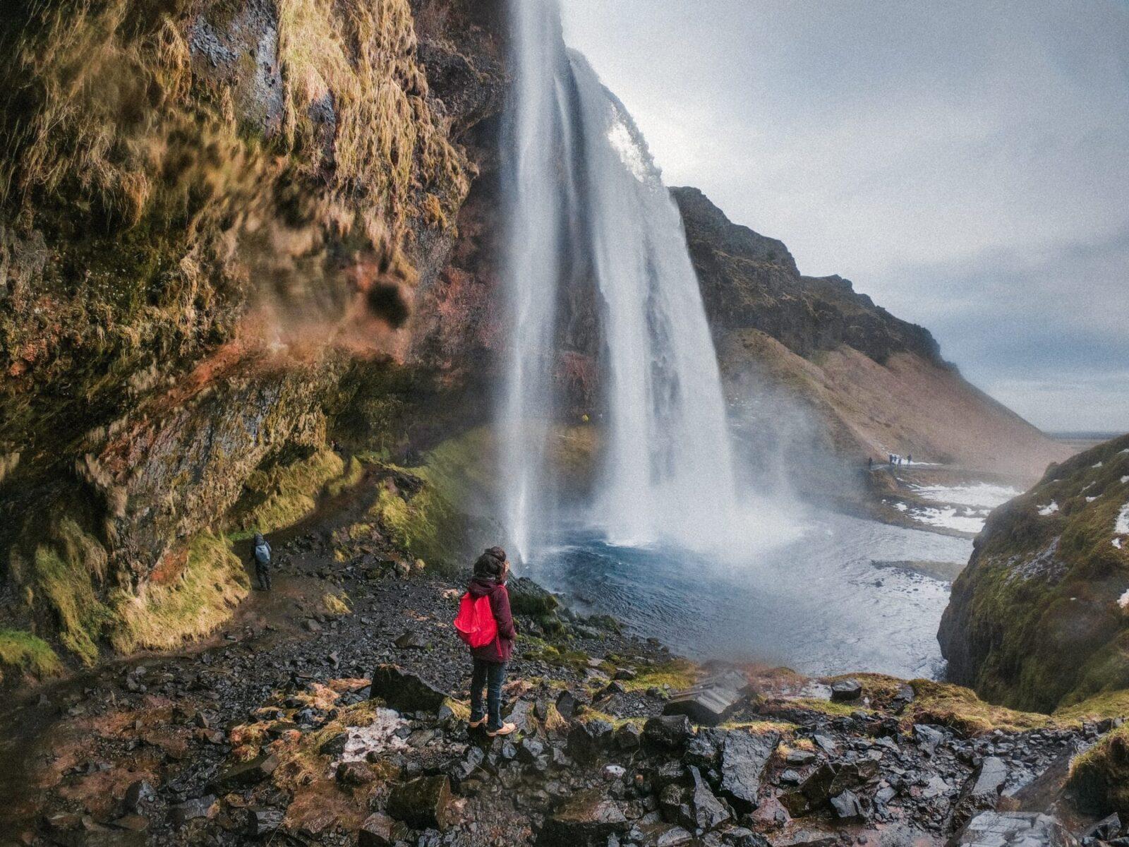 Seljalandsfoss, Islândia