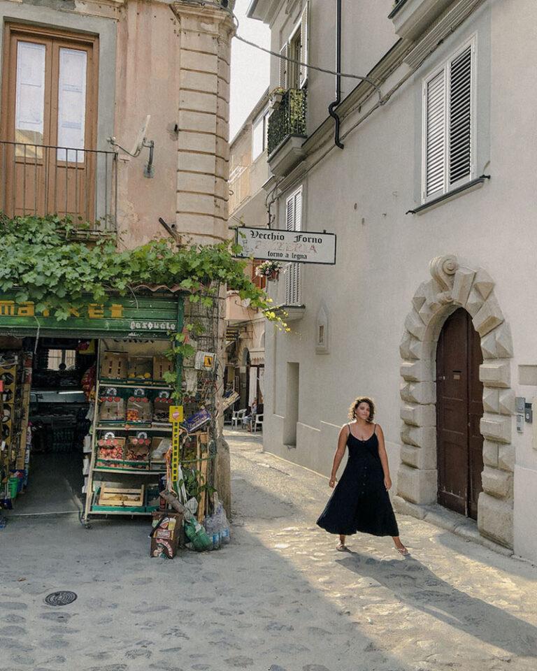 Ruas de Tropea, Italia