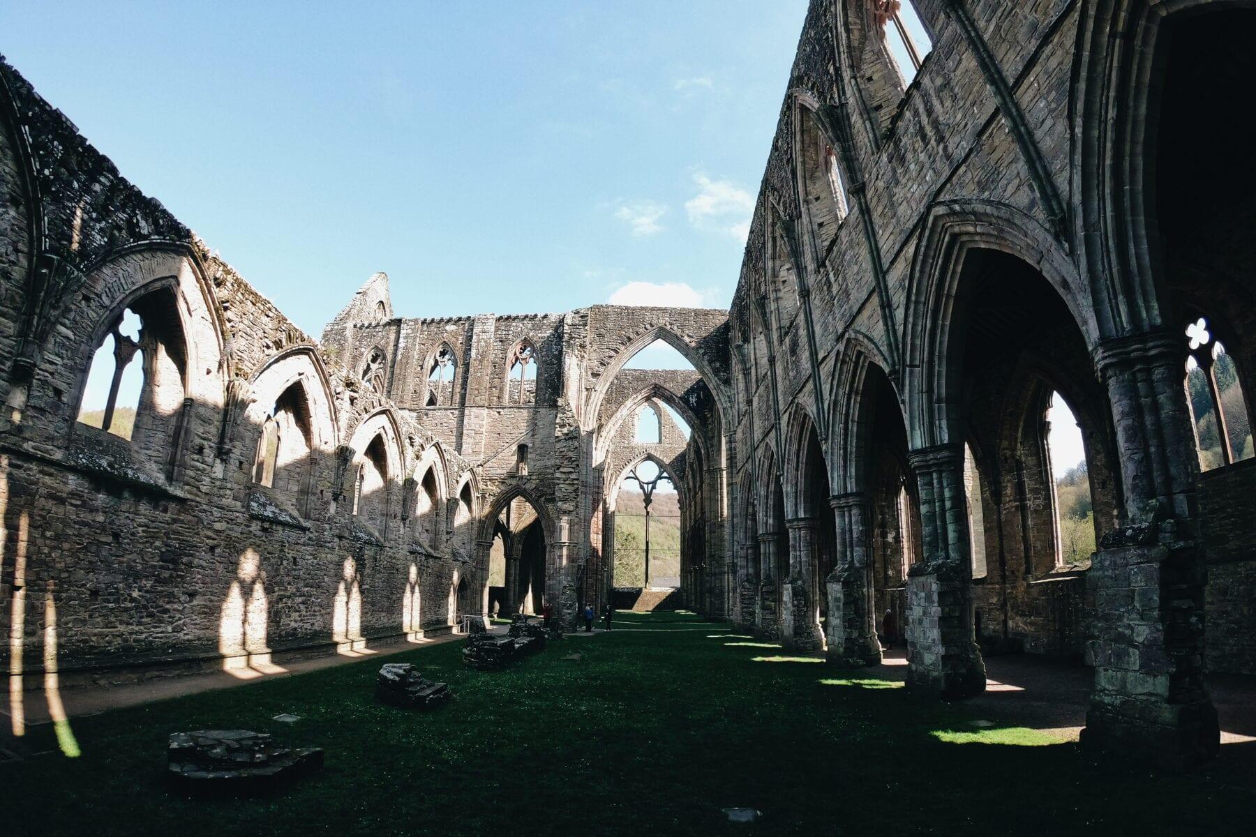 Abadia de Tintern, País de Gales