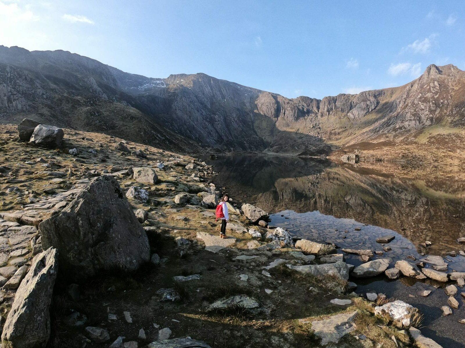 Llyn Idwal, País de Gales