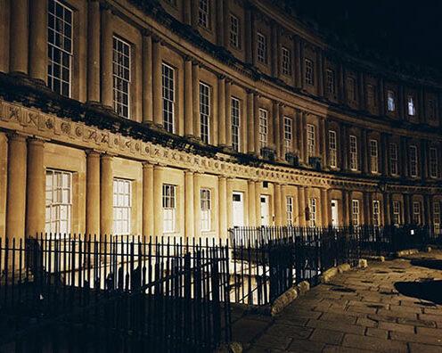 The Circle, Bath, Inglaterra