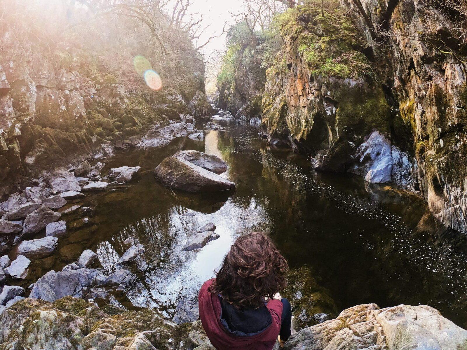 Fairy Glen George, País de Gales