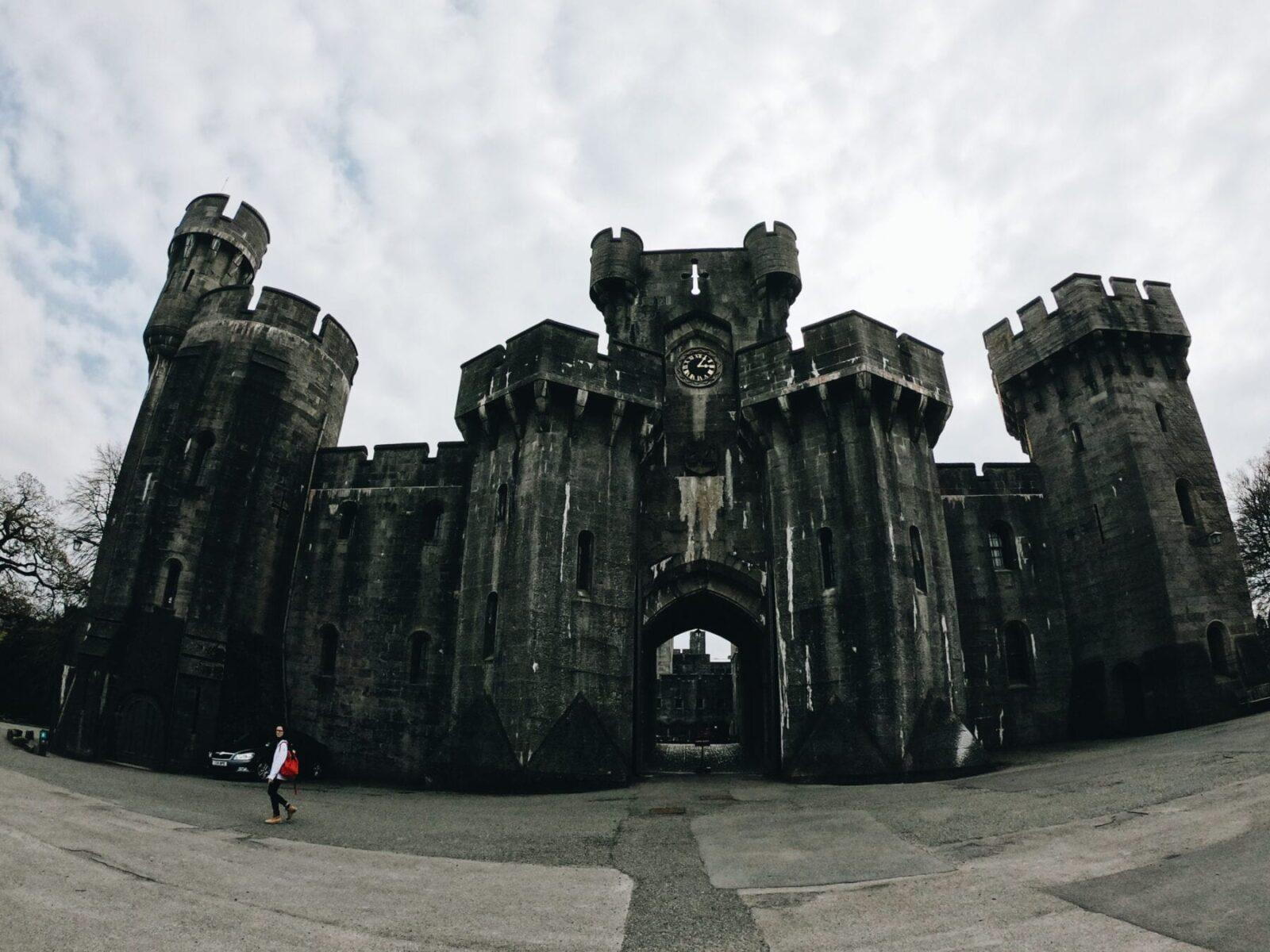 Castelo de Penrhyn, País de Gales
