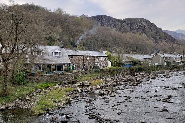 Beddgelert, País de Gales