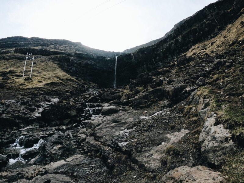 Fossá, Ilhas Faroé